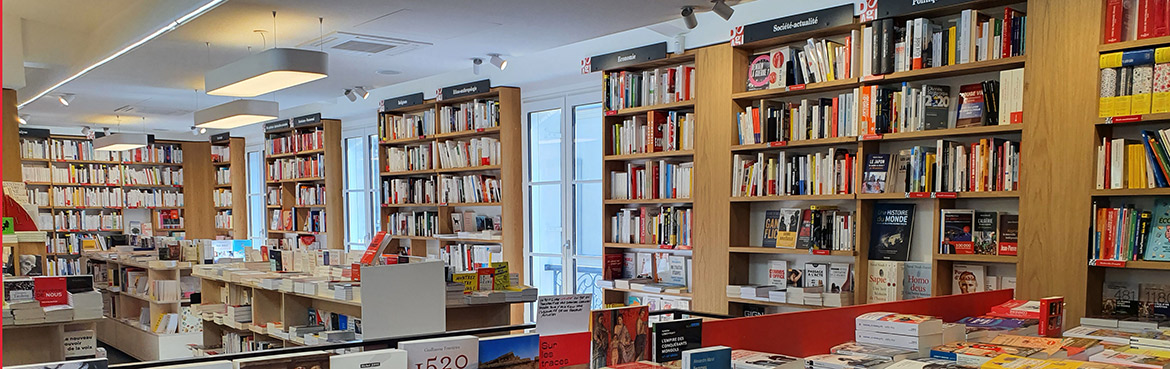 Librairie mille pages